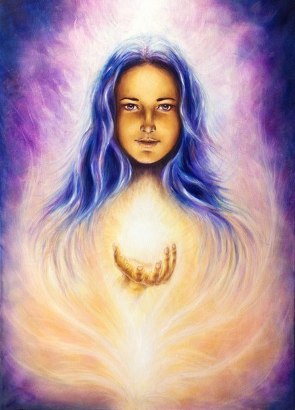 Goddess Eir